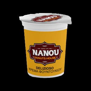 Delizioso – Κρέμα Φουντουκιού