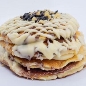 Pancake Σοκολάτα Μπανάνα